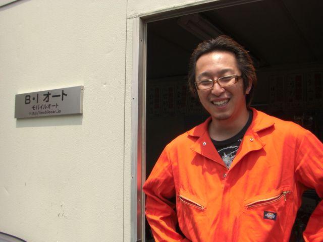 【吹田市のコンパクトカー専門店】 ビーアイオート