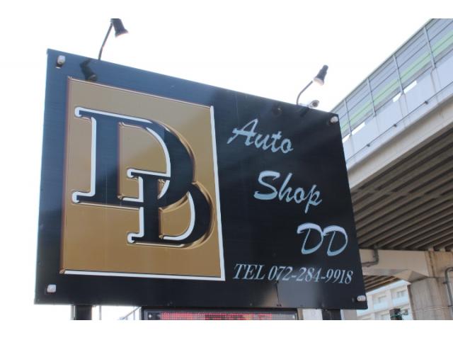 自社ローン取扱店  Auto shop ディー・ディー