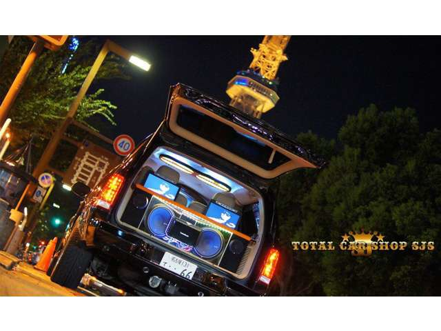 SJS TOTAL CAR SHOP【エスジェイエス】