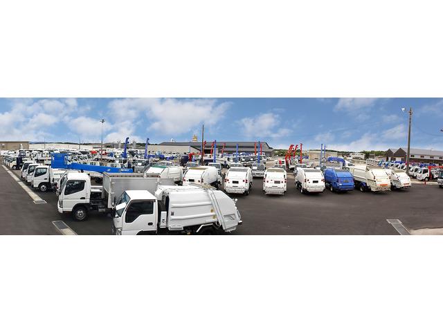 フジカーズジャパン 茨城中央 トラック専門店