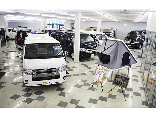 フジカーズジャパン 新潟SUV専門店