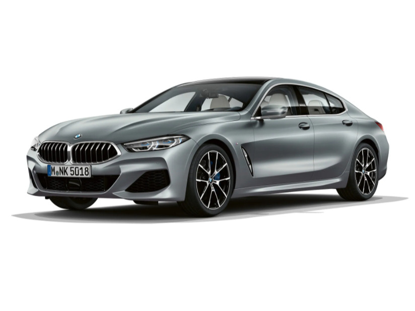 M850iグランクーペ (BMW)