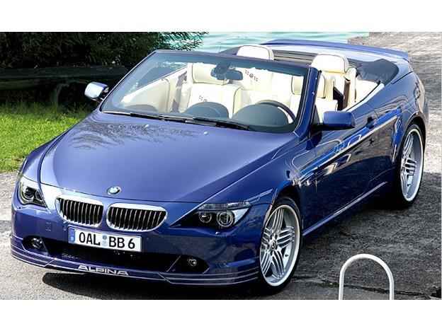 B6カブリオ (BMWアルピナ)