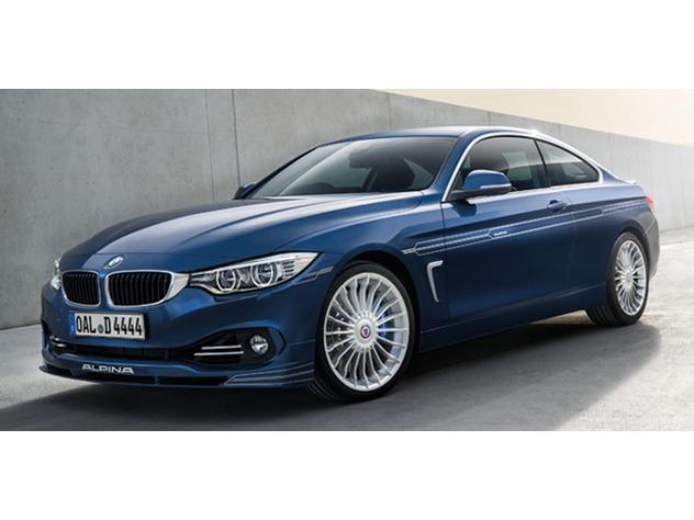 D4クーペ (BMWアルピナ)